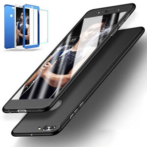 low cost cdac5 33810 Details about Shockproof 360°Full Cover Ultra thin Case+Tempered Glass Flim  For Huawei P Smart
