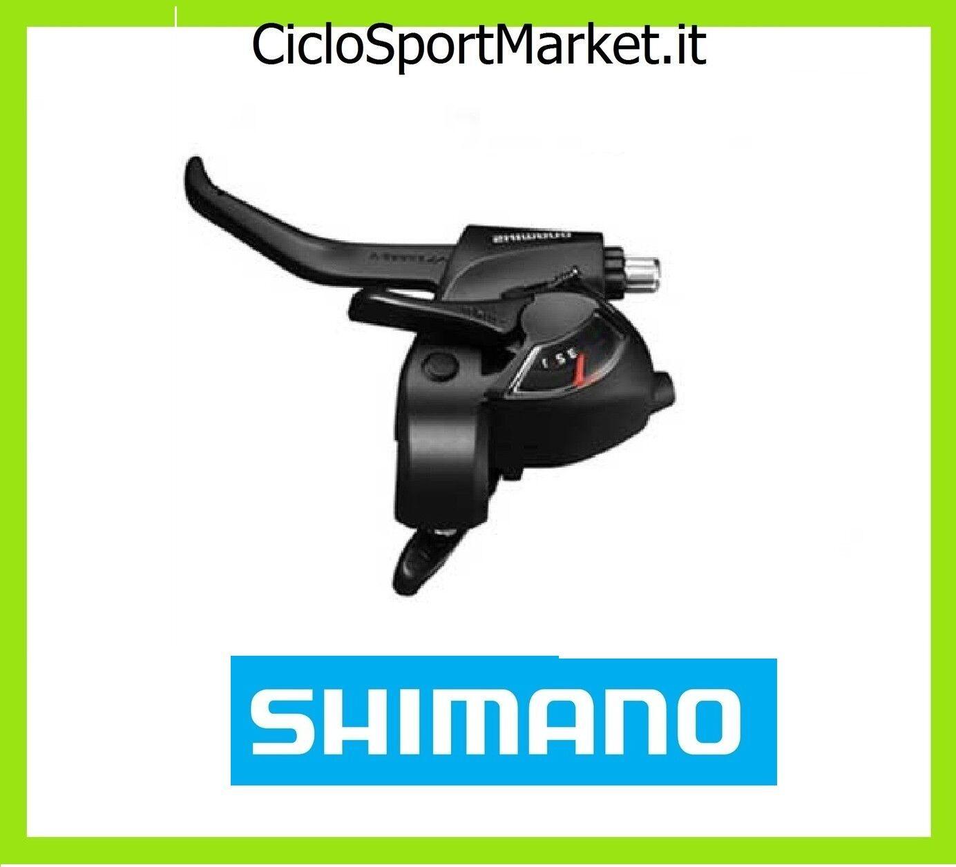 Palanca SHIMANO Comando+Freno 3  Velocidad Cables Cambio incluido bici MTB  fast delivery and free shipping on all orders
