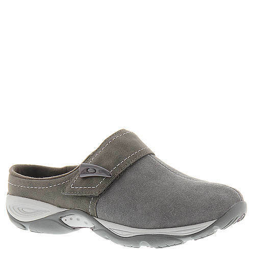 Women/'s Easy Spirit ESELIANA Dark Gray Slip-on Casual Clog Shoes