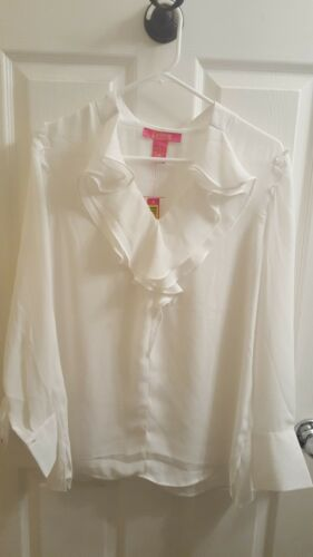 Size Catherine By 58 Malandrino Mark Blouse L Net wtpvn