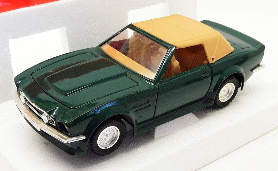 Polistil 1 25 Scale 02264 - Aston Martin Vantage - Grün Tan