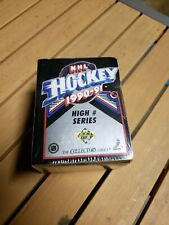 Upper Deck 1990-91 High Series NHL Hockey Factory Set 150 Player Cards