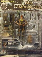 Action Figure 1/18 BBI Paratroopers Cpl Dimarco US 82nd Airborne - Bazooka Gun
