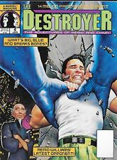 The Destroyer (The Adventures of Remo Williams and Chiun) No.4 / 1990