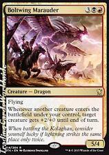 Boltwing Marauder v1 // foil // nm // Dragons of tarkir promos // Engl. // Magic