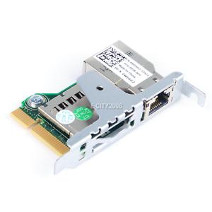 Details about Dell WD6D2 R320 R420 R520 T420 iDRAC 7 Enterprise Remote  Access Card 2827M 81RK6