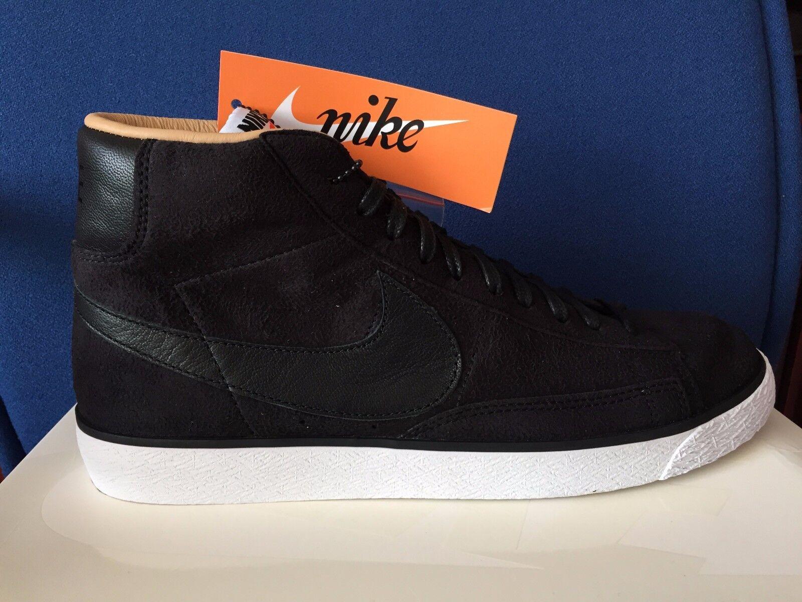 Nike blazer high sp sz 9,5 - schwarz garcons - weiße comme des garcons schwarz cdg japan sophie mowax 7b6982