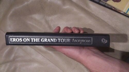 1 of 1 - Good, Eros on the Grand Tour, Anonymous, Book