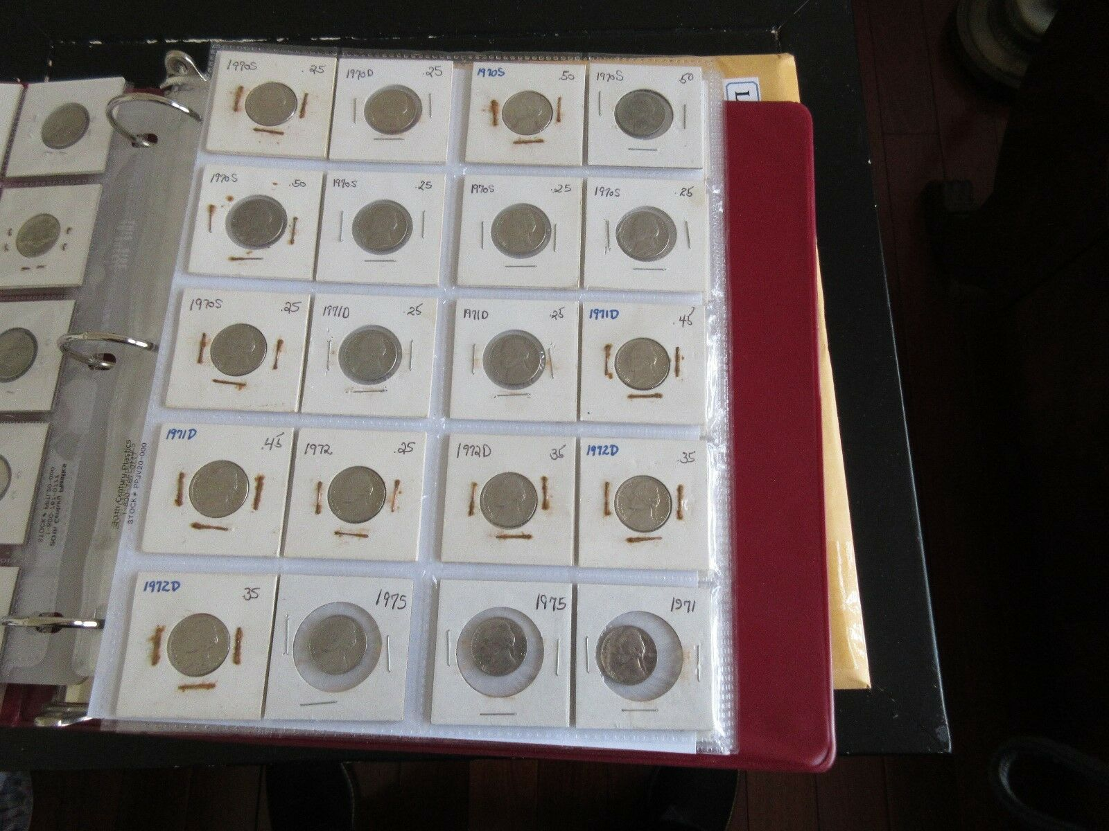 Jefferson Nickels , 1969-2008 , Lot of 160 Coins , Mixe