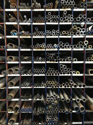 "DOM STEEL ROUND TUBE 7//8/"" X .156/""  X 90/"""