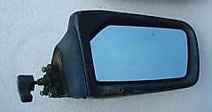 Mercedes 107 w107 Right Chrome Door Mirror 380sl 450sl