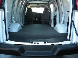 Truck Bed & Tailgate Accessories Automotive Bedrug VRF92X VanRug Cargo Van Mat