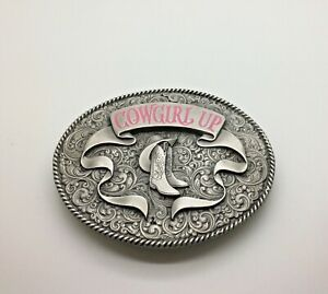 """/""""F/"""" INITIAL METAL BELT BUCKLE RODEO COWBOY WESTERN LETTER COWGIRL B576"""