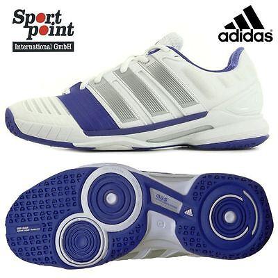 Adidas adipower Stabil 11 W Damen Handballschuhe Hallenschuhe Indoor 37 13 Neu!   eBay