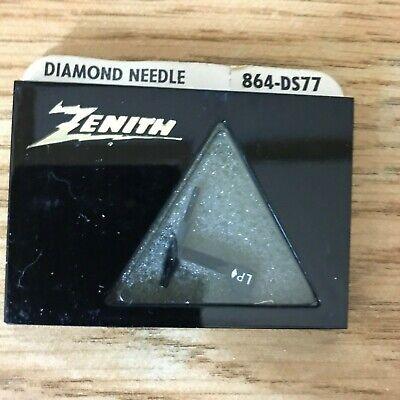 NOS Zenith Diamond 164-DS77 Phonograph Record Player Turntable Needle