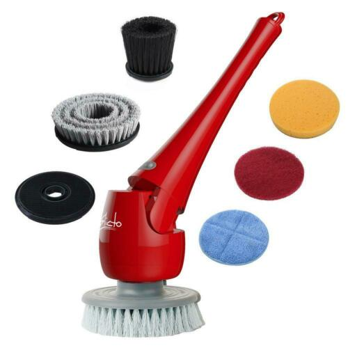 Electric Scrubber Polisher Water Proof Light Weight Variable Speed Durable