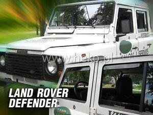 HEKO-Windabweiser-LAND-ROVER-Defender-4tuerig-1989-gt-4-teilig-27233