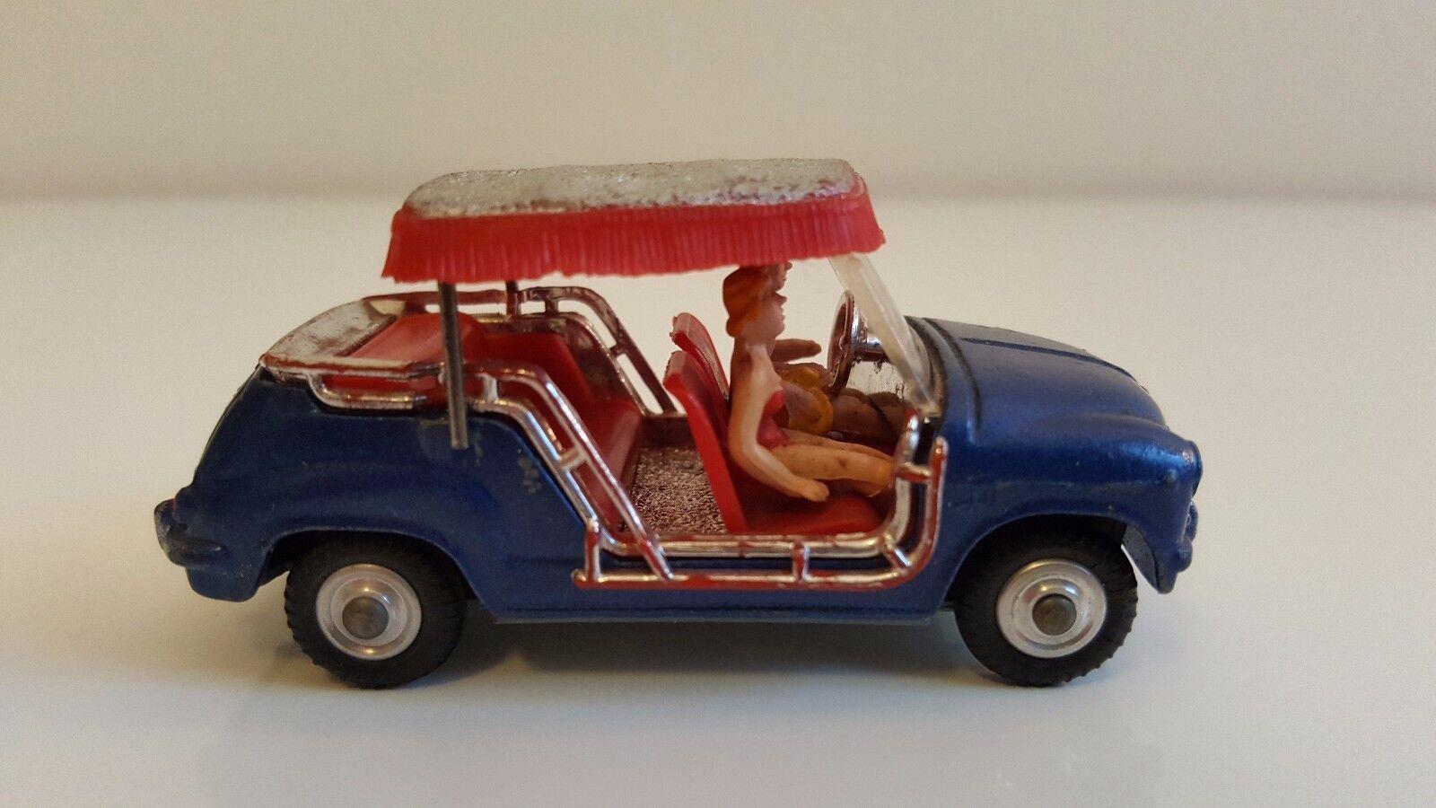 Corgi Toys - - - 240 - Ghia Fiat 600 Jolly (1 43) f74f24