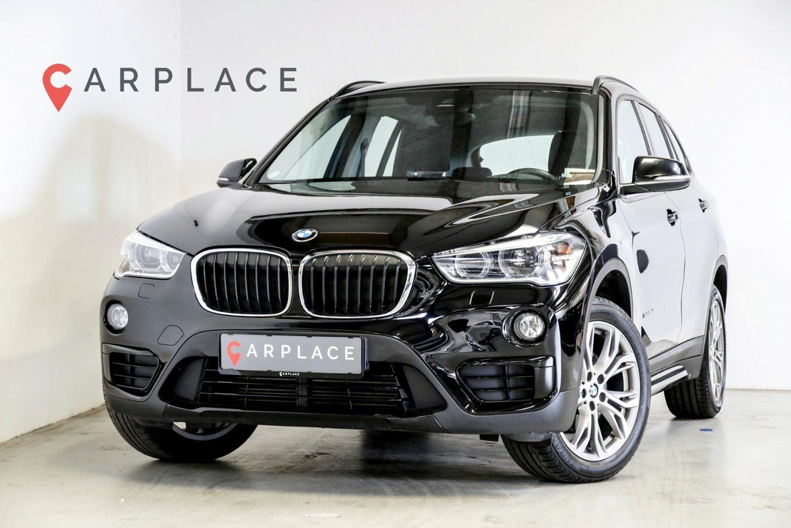 BMW X1 2,0 sDrive18d aut. 5d - 324.900 kr.