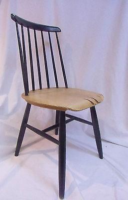 chaise tapiovaara type fanett vintage anne 50 60 70 restaurer - Chaise Annee 50