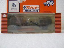 ROCO Minitanks ho/1:87 328 rimorchio COT. 2 pezzi Blumhardt (cc/1007-8r6/6)