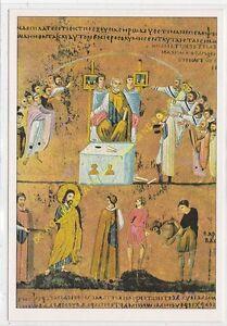 CP Postcard Dash Byzantine The Christ Front Pilates
