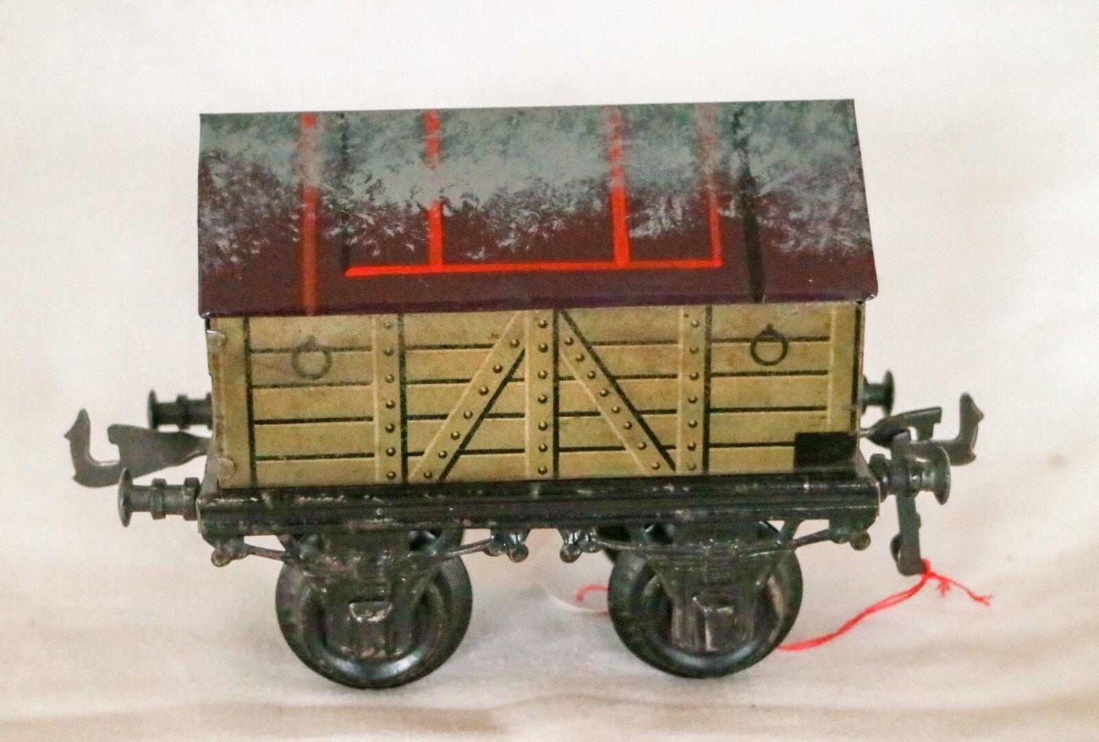 816F  årgång Bing Gage 1 Lime Wagon