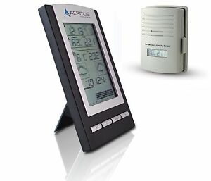 Weather Station Wireless Desktop Forecast  FREE 30 Page SetupMaintenance eBook - <span itemprop=availableAtOrFrom>Doncaster, United Kingdom</span> - Our team provides full ongoing support and spare parts and we stand behind our products with a 12 month return to base warranty. We also have a no questions asked 14 day money back poli - Doncaster, United Kingdom