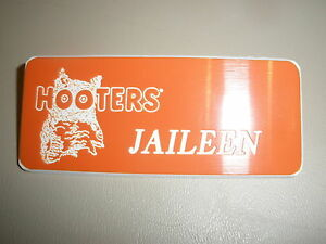 Hooters-Authentic-Uniform-Name-Tags-Previous-HOOTERS-GIRLS-Choose-from-12-Names