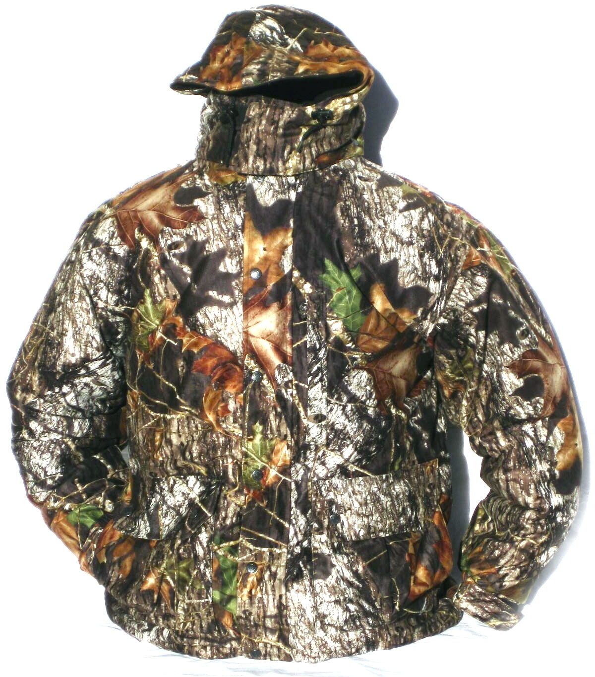 Cabela's Men's Mossy Oak New Break-Up Ultra Thinsulate 185 Gram Hunting Parka