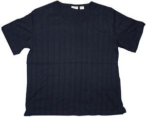 Ladies-T-Shirt-Size-16-18-20-22-24-26-XL-2XL-3XL-New