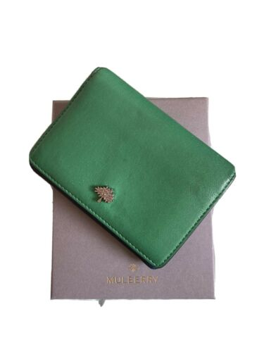 Authentic Mulberry Wallet