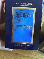Vintage / Discontinued Genuine Ispahan Edt Spray By Yves Rocher 2.5 Oz
