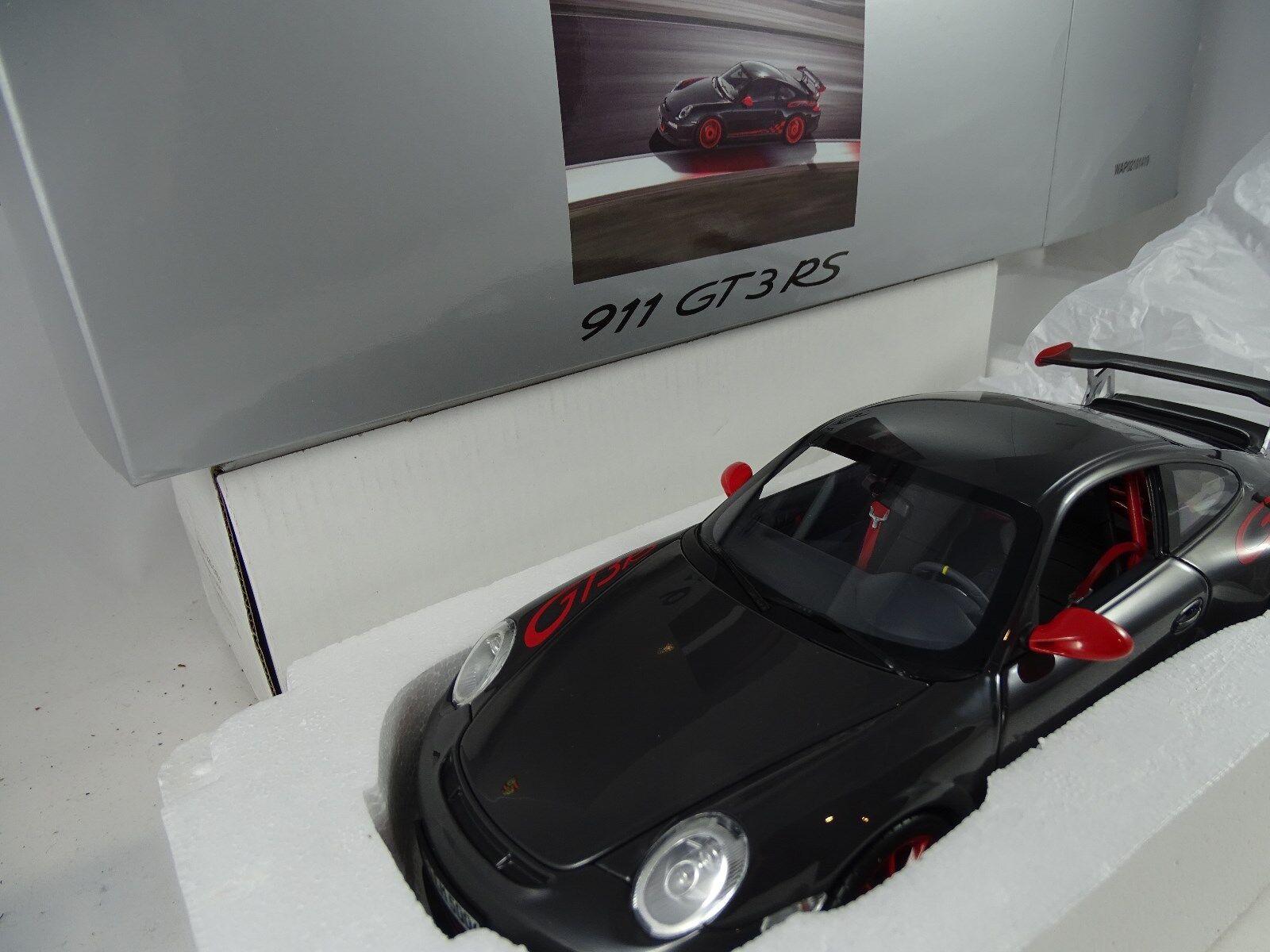 Porsche Museumsmodell WAP02101419-Porsche 911 GT3 Rs - Rareza