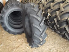 Two New 124 24 8 Ply R1 Tractor Tires