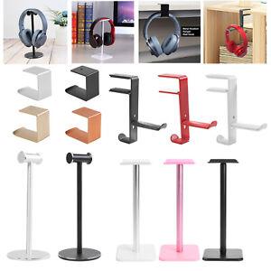 Universal-Gaming-Headset-Stand-Acrylic-Headphone-Bracket-Gaming-Earphone-Holder