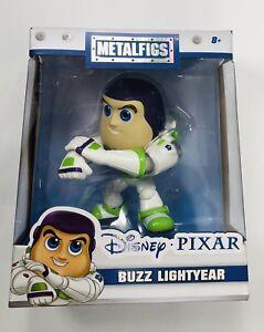 "METALFIGS DISNEY PIXAR BUZZ LIGHTYEAR 4/"" JADA METALS Figure Toy"