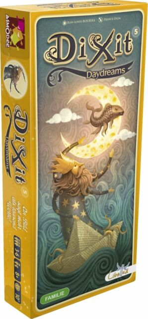 Asmodee Libellud - Dixit - Daydreams - 5. Erweiterung