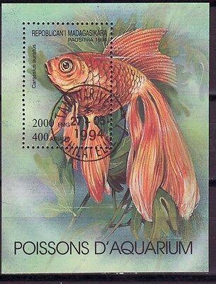 Madagasikara 1994 - Vissen/Fish/Fische