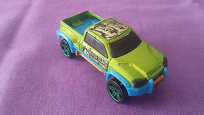 Bellissimo Voiture Miniature Hotwheels « Mega-duty » 2001 Bon Etat