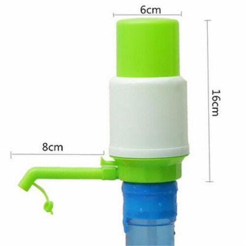 ZP 5 Gallone Flaschen Trinkwasser Hand Presse Manuelle Pumpe Spende I1