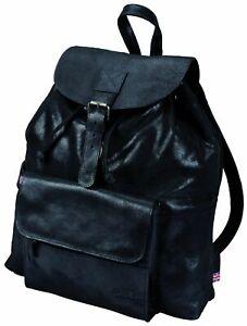 Pride-and-Soul-Rucksack-TRACE-Vintage-Damenrucksack-Backpack-Leder-schwarz-47141