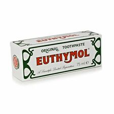 Euthymol Toothpaste 75ml UK SELLER FAST & FREE DELIVERY