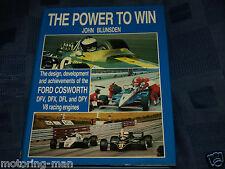 POWER TO WIN COSWORTH DFV DFX DFL DFY LOTUS JIM CLARK 1967 KEITH DUCKWORTH F1 GP