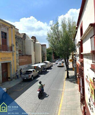 EXCELENTE OPORTUNIDAD DE INVERSION A 2 CUADRAS DEL ZOCALO DE LA CIUDAD DE OAXACA