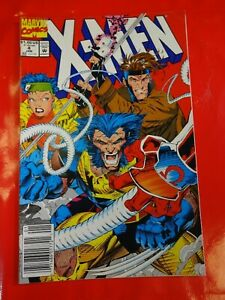 X-men-comics-Marvel-4-1st-app-omega-red-ariant-Comic-book