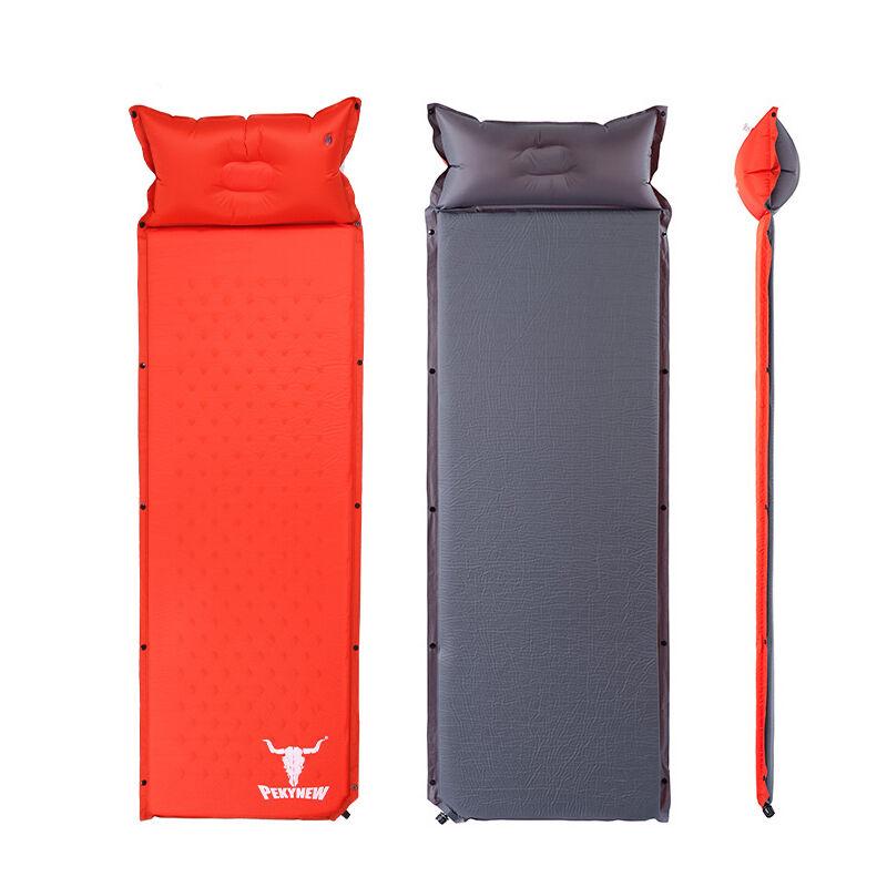2 X NEW Hiking Self Inflating Mattress Sleeping Mat Air Bed Camping Hiking NEW Joinable 3c98be
