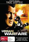 True Justice - Urban Warfare (DVD, 2011)