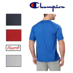 f681f079 SALE! CHAMPION Vapor Men's Performance, Moisture-Wicking Active T ...