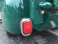 47-53 Chevy Truck P/u Custom Taillamp Brackets